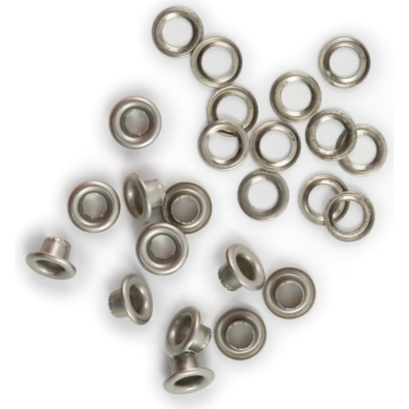 We R Memory Keepers - We R Eyelets Standard - Nickel