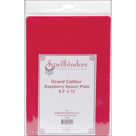 Spellbinders Grand Calibur Spacer Plate - GC-008