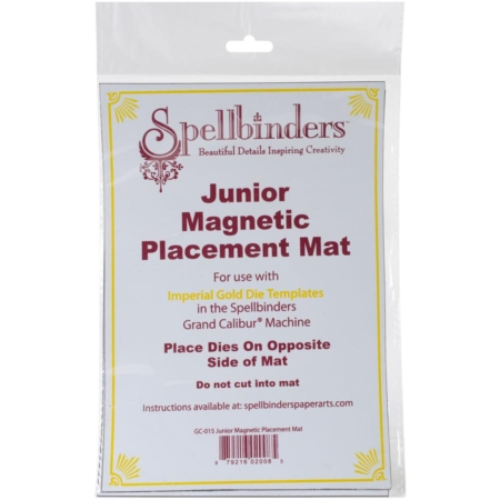 Spellbinders Grand Calibur Junior Magnetic Placement Mats - GC-015