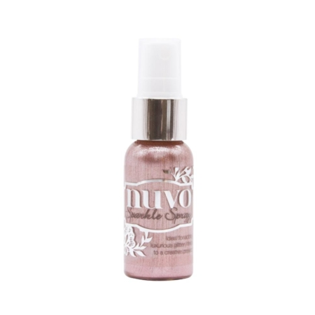 Nuvo Sparkle Spray - Blush Burst - 1660N
