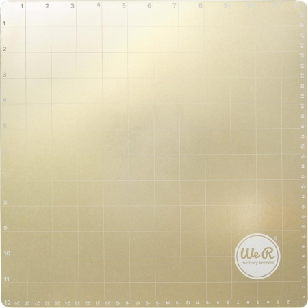 "We R Memory Keepers Foil Quill Magnetic Mat 12""X12"" - 661000"