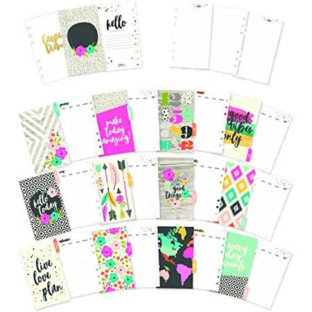 Simple Stories Carpe Diem Personal Planner Inserts