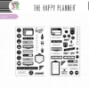 Happy Planner Clear Stamps - Everyday - CLS-03