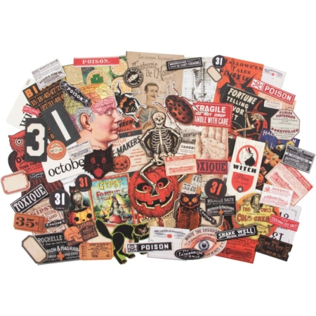 Tim Holtz Idea-Ology - Ephemera Pack - TH93963