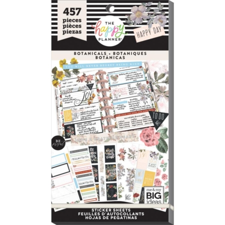 Happy Planner Sticker - Vintage Botanica - PPSV-131