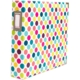 Project Life D-Ring Album - Bold Dots - 380672