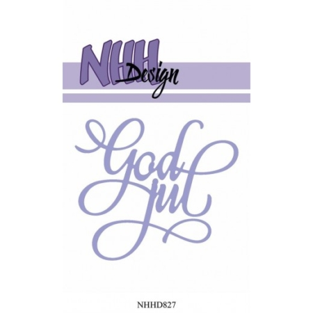 NHH Design Dies - God Jul - NHHD827