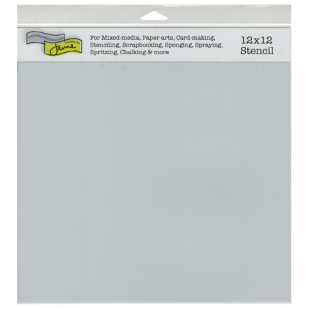 "Crafter's Workshop 12""x12"" - Stencil Sheets - TCW340"