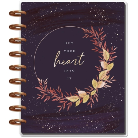 Happy Planner - Live With Heart - Dated Classic - PLNY-133