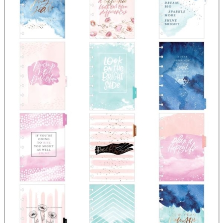 Happy Planner - Year To Shine - Mini Planner - PLNM-151