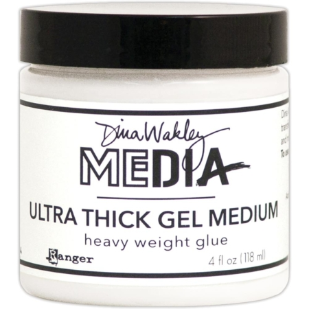 Ranger - Dina Wakley Media - Ultra Thick Gel Medium - MDM62349