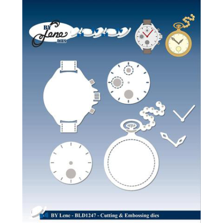 By Lene Dies - Watches - Ur - BLD1247