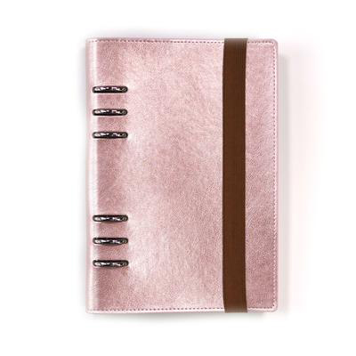 Elizabeth Craft Designs - A5 Planner 4 - Rose Gold - P004
