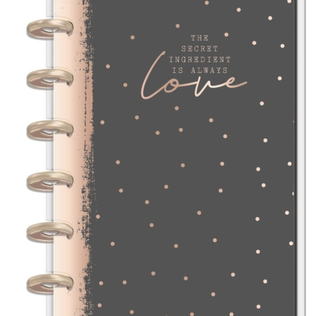Happy Planner Classic Half Sheet Notebook - Recipe - FIPL30
