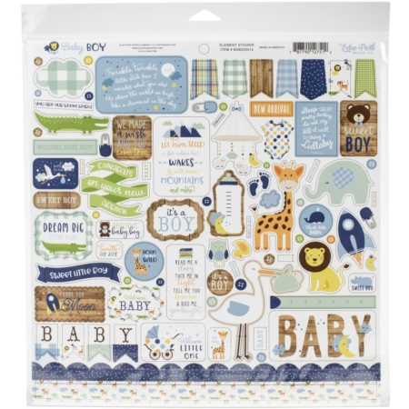 Echo Park Collection Pack - Baby Boy - AB203016