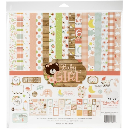 Echo Park Collection Pack - Baby Girl - BAG202016