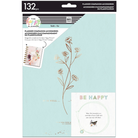 Happy Planner - Classic Planner Companion Accessories - Faith