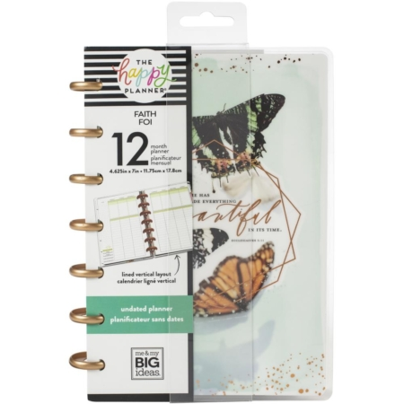 Happy Planner Me & My Big Ideas - Faith - PLNM-194