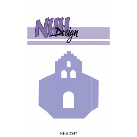 NHH Design Dies - Church - Kirke - NHHD847