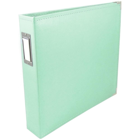 We R Memory Keepers - Faux leather album - Mint