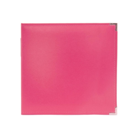 We R Memory Keepers - Faux leather album - Strawberry
