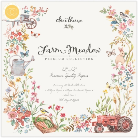 Craft Consortium - Farm Meadow - CCPPAD015