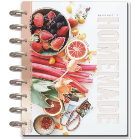 Happy Planner - Classic Happiness Is Homeade - Recipe Organizer