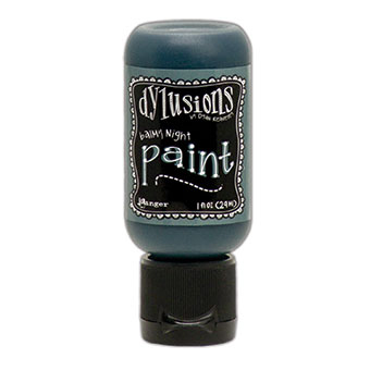 Ranger Ink Dylusions - Dylusions Acrylic Paint - Balmy Night