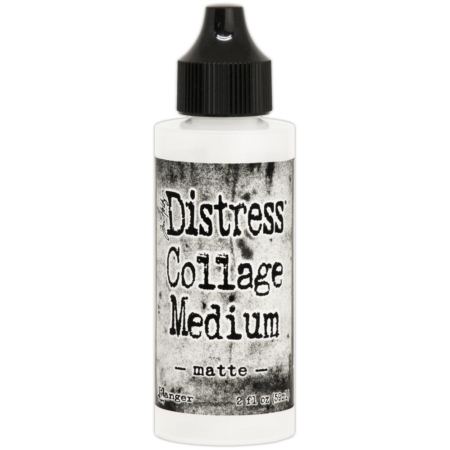Ranger Tim Holtz Distress Collage Medium - Matte - TDA73031