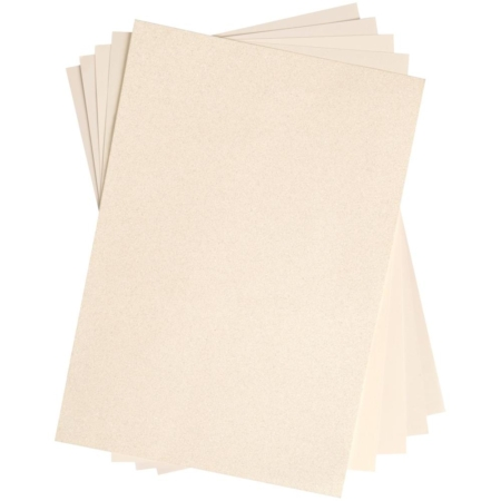 Sizzix - Opulent Cardstock Pack - Ivory - 664535