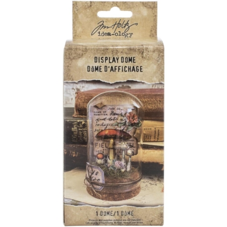 Tim Holtz Idea Ology - Display Dome - TH94028