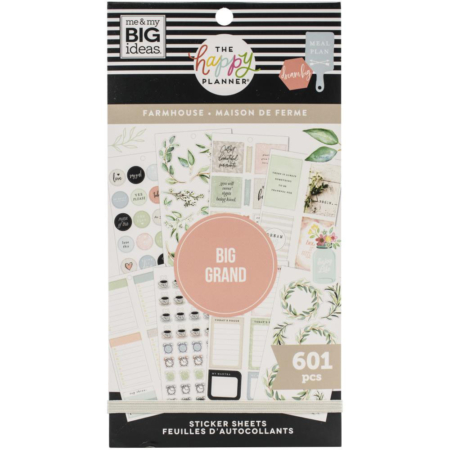 Happy Planner Sticker - Big Farmhouse - PPSV-187