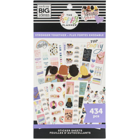 Happy Planner Sticker - Stronger Together - PPSV-200
