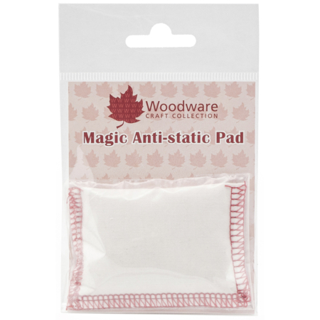 Woodware Magic Anti-Static Pad - Antistatisk Pude - WW2352