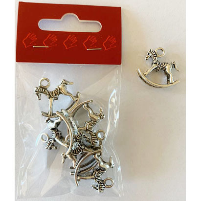 Danmore Hobby - Charms gyngehest - 0136