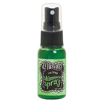 Dylusions Shimmer Spray - Cut Grass - DYH60802