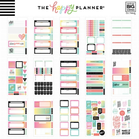 Happy Planner Sticker - Productivity - Mini - PPSV-32