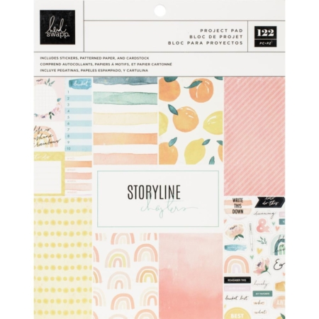 Heidi Swapp Storyline Chapters - The Journaler - 315309