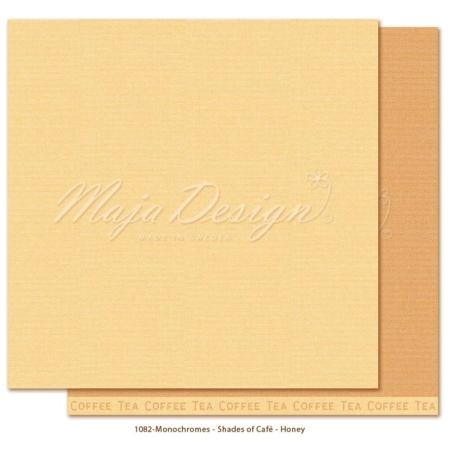 Maja Design Monochromes Shades of Café - Honey - MONO-1082