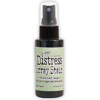 Tim Holtz Distress Spray Stain - Bundled Sage - TSS42204