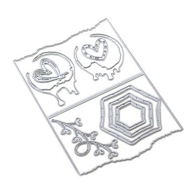 Elizabeth Craft Designs Dies - Decorative Insert - 1784