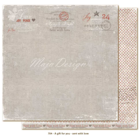 Maja Design – A Gift For You - Sent whit love