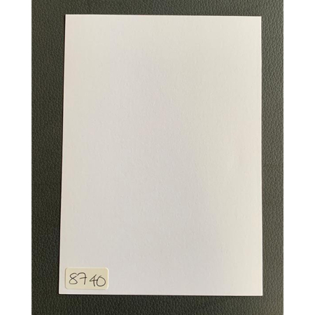 Paper Favourites Special A4 MATTER - Goya White - 8740