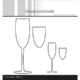 Simple and Basic Dies - Champagne Glasses - SBD116