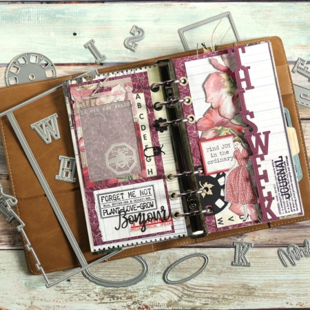 Elizabeth Craft Designs Dies - Sidekick Essentials 11 - 1833