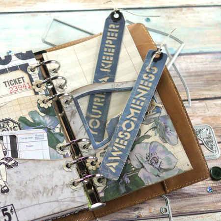 Elizabeth Craft Designs Dies - Sidekick Essentials 15 - 1837