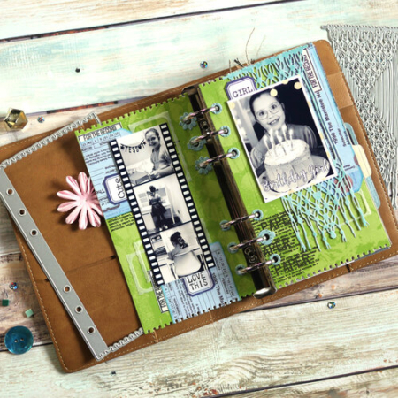 Elizabeth Craft Designs Dies - Sidekick Essentials 9 - 1831