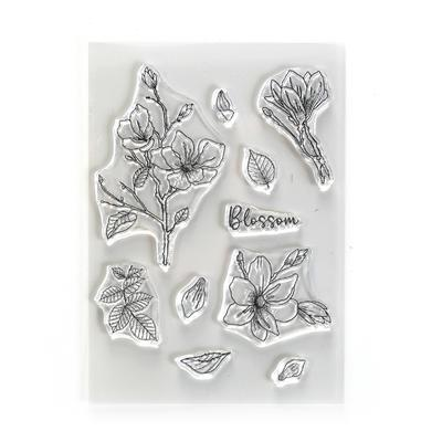 Elizabeth Craft Designs Stamp - Blossom - CS224