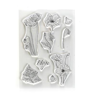 Elizabeth Craft Designs Stamp - Hope - CS228